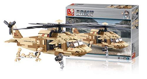 NICE SRL m38-B0509 - Helicóptero Black Hawk