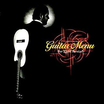 Guitar Menu