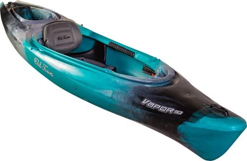 Old Town Canoes & Kayaks Vapor 10 Recreational Kayak (Photic, 10 Feet)