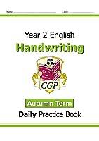 New KS1 Handwriting Daily Practice Book: Year 2 - Autumn Term