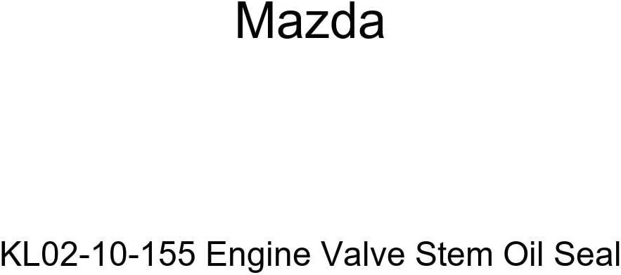 Mazda KL02-10-155 Engine Valve Max 57% OFF Seal Stem New popularity Oil