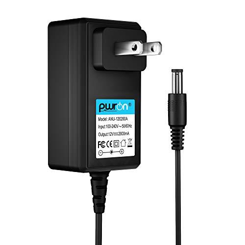 PwrON 12V Ac to Dc Adapter (6.6ft) Fit Bose SoundLink-Mini Bluetooth Speaker (1st Gen ONLY) 359037-1300 371071-0011 PSA10F-120 413295; Bose-SoundDock-XT Speaker 626209-1300 626209-1900 Power Supply