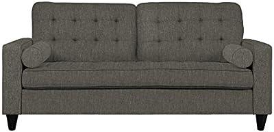 Amazon.com: Elegant Classic Living Room Velvet Sofa - Colors ...