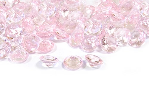 Visiodirect Sachet de 60 grs de Diamant de Couleur Rose