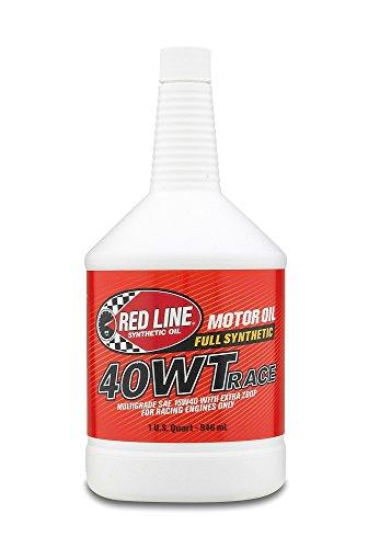40 wt motor oil - 4