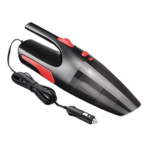 Nobranded Aspiradora de Mano 12-220V Aspiradora Ciclónica para Automóvil + Filtro