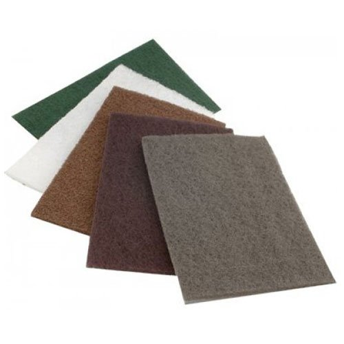 Fantastic Deal! CGW Abrasives Non-Woven Hand Pads, 6x9, Fine Grit, Aluminum Oxide, 36288 - Lot of ...