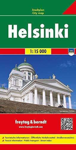 Helsinki: City Map 1:20000: Stadskaart 1:15 000