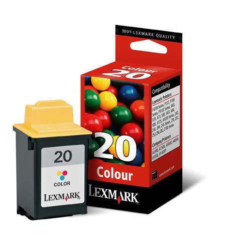 15M0120 Lexmark P-3120 Cartucho de Tinta tricolora