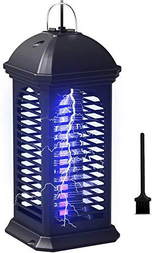 UV Insektenvernichter, Elektrischer LED Fluginsektenvernichter Mückenfalle Insektenfalle Moskito Killer Mückenlampe gegen Mücken Fliegen Bienen für 35m² Innen