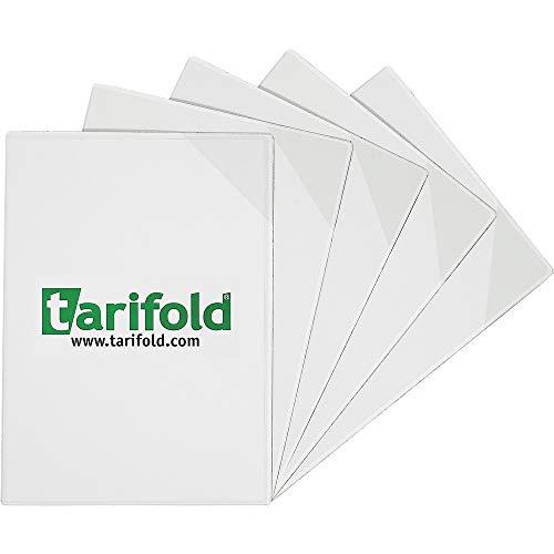 Tarifold 194690 - Pack de 5 fundas magnéticas, A4