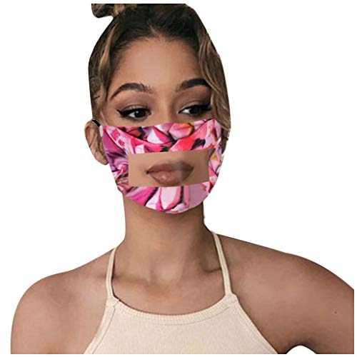 Tianya face mmasks washable,マスク With Clear Window Visible Expression For The Deaf And Hard Of Hearing