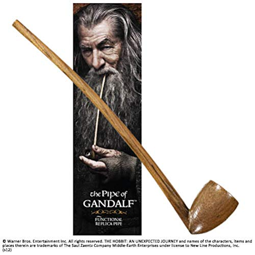 The Noble Collection Gandalf Pipe (functional)