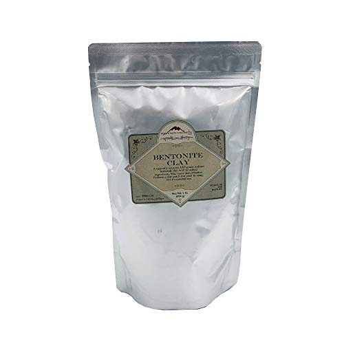Mountain Rose Herbs Bentonite Clay 1lb.