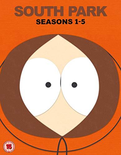 South Park Seasons 15 (15 Dvd)...