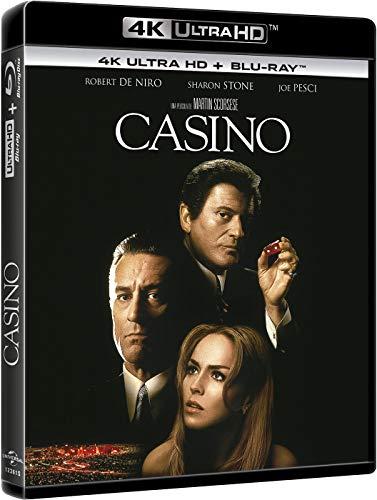 Casino (4K Ultra HD + BD) [Blu-ray]