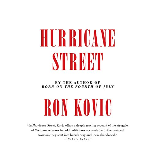 Hurricane Street audiobook cover art