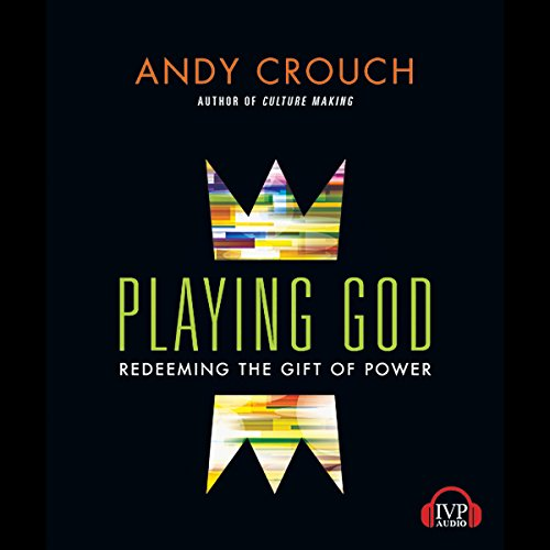 Playing God audiobook cover art
