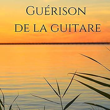 Guérison de la guitare: Musique relaxante et douce au coucher du soleil pour dormir, Méditation, Calme