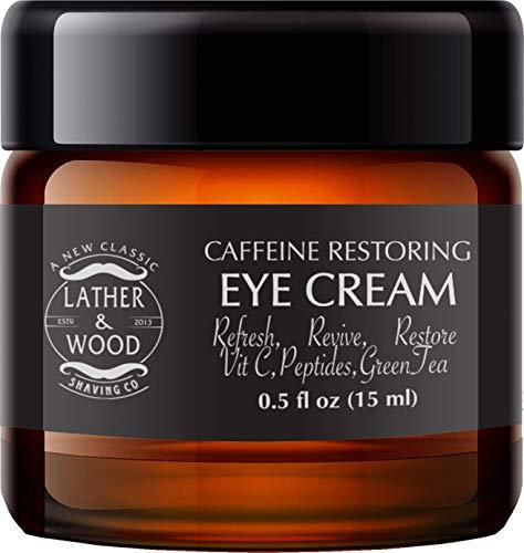 Caffeine Restoring Eye Cream For Men