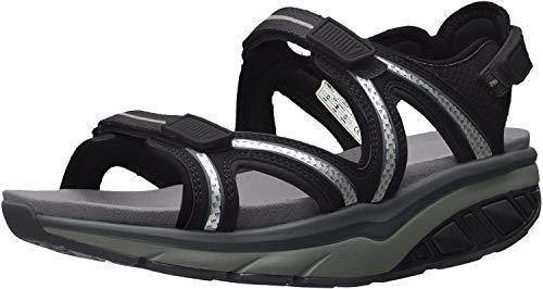 MBT , Damen Sandalen schwarz - schwarz - Größe: 39 EU