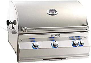 Fire Magic Aurora A540i 30-inch Built-in Natural Gas Grill With Analog Thermometer And Rotisserie - A540i-6ean