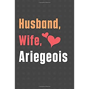 Husband, Wife, Ariegeois: For Ariegeois Dog Fans 8