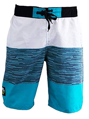 Aqua Marina Division Herren Short Hose Boardshort Wakeboard Swimshort Wellenreiten Kiten Blue