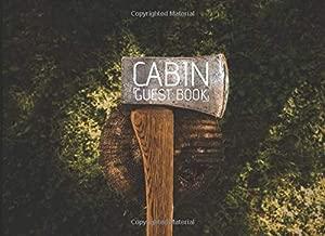Best cabin guest book Reviews