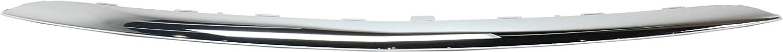Evan-Fischer Front latest Bumper sale Molding with Mercedes 2020 Compatible