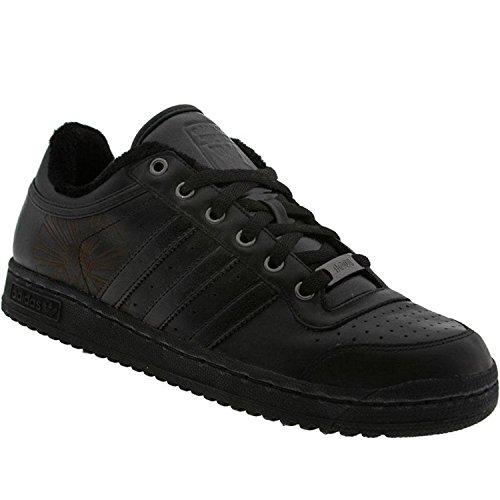 sobrino siguiente familia real  adidas Top Ten Low Black History Month Edition (Black/Black / Black)- Buy  Online in Faroe Islands at faroe.desertcart.com. ProductId : 217221271.