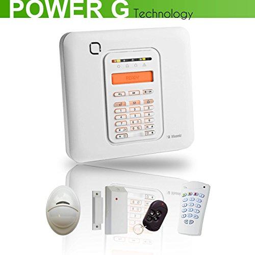 Kit Alarma Visonic PowerMaster 10PG2–2