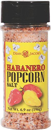 Great Features Of Dean Jacob's Habanero Popcorn Salt