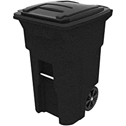 Best garbage can with locking lid and wheels review