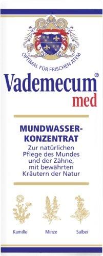 Vademecum Med - Concentrado para agua bucal (75 ml)
