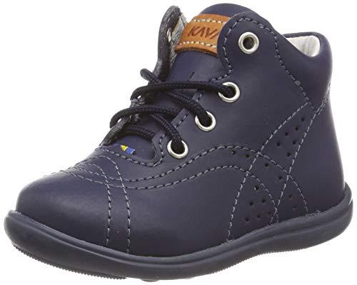Kavat Unisex-Kinder Edsbro XC Sneaker, Blau (Blue 989), 20 EU
