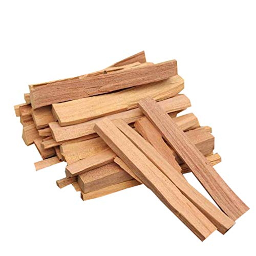 Garneck - Varillas de incienso de madera de sándalo, para limpieza purificante y curación, 50 g