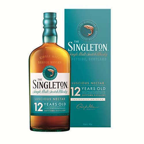 The Singleton of Dufftown 12 Jahre Single Malt Scotch Whisky (1 x 0.7 l)