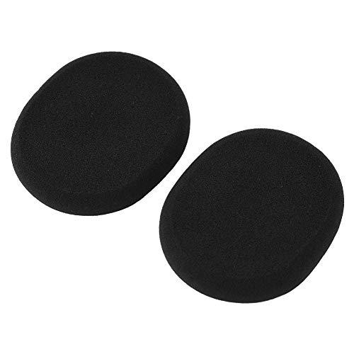 Furnoor Lossless Transmission Foam Kopfhörerabdeckung Komfortable Schaumstoff-Ohrhörer für Logitech H800 H150 H110 Durable Praktisch