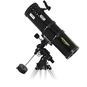 Omegon N 150/750 EQ-4 astronomical telescope with 150mm aperture and 750mm focal length