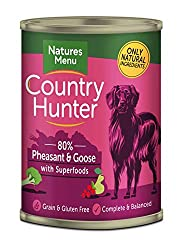 Complete and Nutritionally Balanced Contains No Meat Meals or Meat Derivatives Free from artificial colours, flavours and preservatives Free from sugars, cereals and fillers Grain and Gluten Free