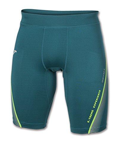 Joma, Olimpia Flash - Pantalones cortos de running estrechos, color verde