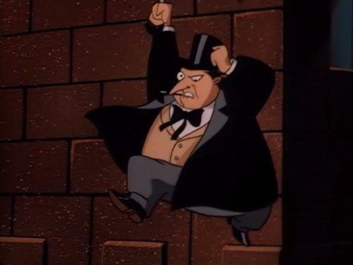 I've Got Batman in My Basement