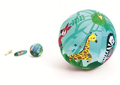 Djeco Pop Ballon, Ballonhülle Jungle