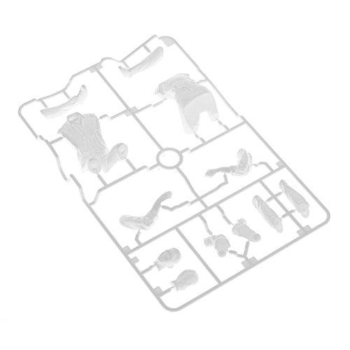 P Prettyia Bausatz Für Vorderachsgehäuse Aus Metall Mit Achsschenkel Upgrade Teilen Für WPL B14 B24 B16 B36 C14 C24 C34 Militär LKW