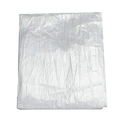 Miaoxin 100 st engångs sofföverdrag sängöverkast spa massage bord lakan skydd soffa för massagebord säng skönhetsbehandling vaxskydd 90 x 180 cm