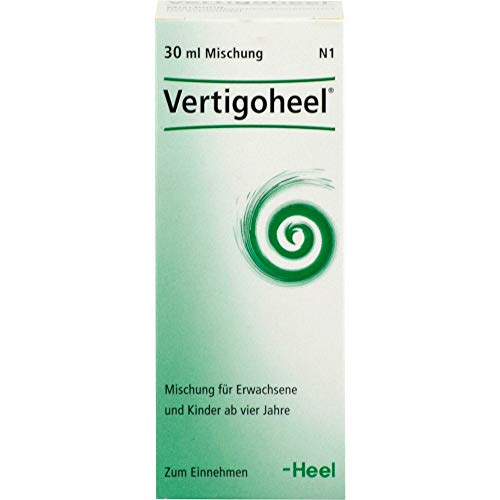 Vertigoheel Mischung, 30 ml Lösung
