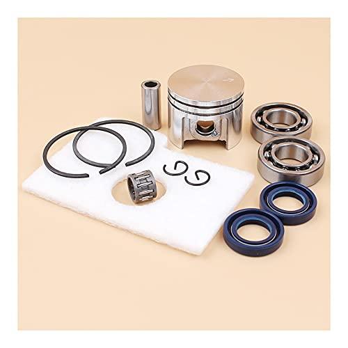Rendimiento estable Kit de filtro de aire del cojinete de aceite del cigüe del cigüe del cigüe del cigüeñal para S-TIHL MS180 MS 180 018 Piezas de repuesto de motos 38 mm Durable (Color : CHINA)
