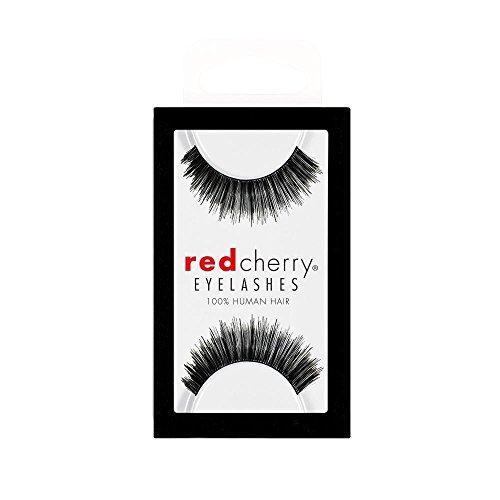 Red Cherry False Eyelashes #119 (Pack of 3)