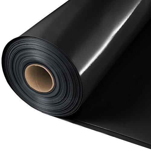 Baufolie TYP 200 Abdeckfolie Estrichfolie 0,20mm 200µm PE FOLIE 6m x 33m (198m²)